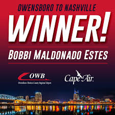 Bobbi Maldonado... - Owensboro-Daviess County Regional Airport ...