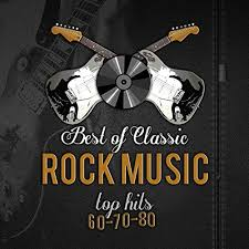 Classic rock is the style of rock that filled the airwaves between the late 1960s and late 1980s. Best Of Classic Rock Music Top Hits 60 S 70 S 80 S La Mejor Musica Y Grandes Exitos By Various Artists On Amazon Music Amazon Com