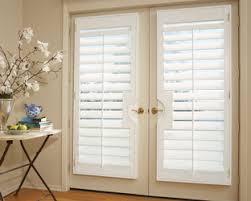 French Doors Ideas Select Hunter Douglas window treatments ...