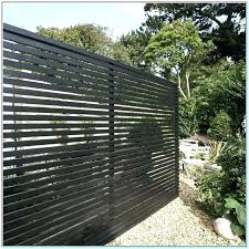 metal privacy fence. Brilliant Fence Setting Metal Fence Posts Privacy Black Panels  In To Metal Privacy Fence