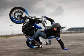 video mattie griffin s bmw f800r stunt bike mcn