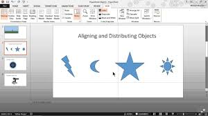 Adding Grids To Windows Microsoft Powerpoint 2013 Tutorial Enabling Gridlines And Guides