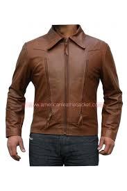 x men days of future past logan wolverine leather jacket