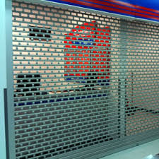 rolling shutters chicago. Beautiful Rolling RetailStyle Security Shutters For Rolling Chicago