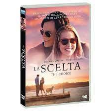 DVD La scelta The choice - DIMOStore