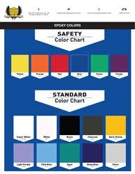Ctm Epoxy Color Chart Ctm Adhesives Etcr Epoxy Colors Coating System Epoxy