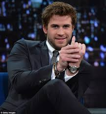Liam I Admits Naughty He Kid A Was Fallon Jimmy To ' Hemsworth qTTX1gw