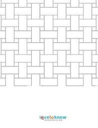 Tile Installation Patterns Laying A Pattern