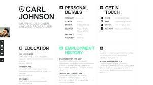 Creative Resumes Templates Free Creative Resume Templates Free