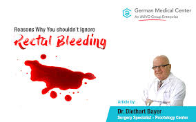 What causes anal bleeding