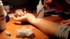 как сделать временное тату в домашних условиях Ann And Aline 0616 Hd