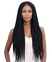 Croshay Hairstyles 61 Stunning Freetress Braid Bulk LONG Large BOX BRAID Crochet Braid