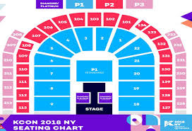 Kcon Seating Chart 2018 The Seat Situation Kchat Jjigae