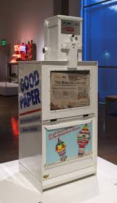 Newspaper Vending Machine Locations Impressive Collections Northwest Museum Of Arts Culture