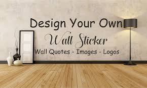 Small Picture Design Your Own Wall Sticker
