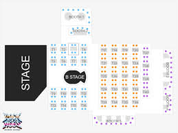 Rock Of Ages Theater Seating Chart Rock Of Ages Tickets Official La Website Tickets On Sale