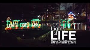 Value Lighting Marietta Georgia Lights Of Life At Life University