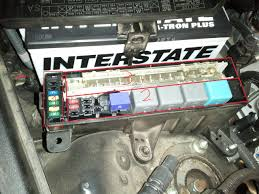 blown alt fuse connected battery cables wrong club lexus forums blown alt fuse connected battery cables wrong lexus fusible link