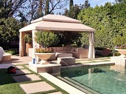 pool cabana superior awning awnings patio covers