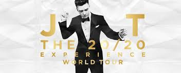Justin Timberlake The 20 20 Experience Att Center