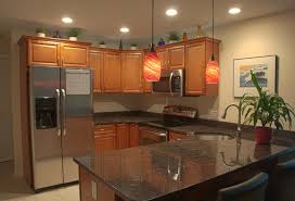 kitchen with track lighting. Lighting In Kitchens Ideas Fresh Kitchen With Track L