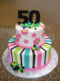 Birthday Cake Ideas For Women 50th Birthday Cakes Pictures For Women