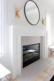 modern minimal fireplace design stylemepretty com living