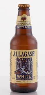 Allagash Two Lights Review Allagash Brewing Company White Craft Beer Brewing