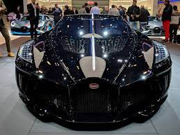 La voiture noire is a tribute to bugatti's own history, a manifesto of the bugatti aesthetic and a piece of automotive haute couture. Bugatti S La Voiture Noire Is A 19 Million Ode To The Grotesquely Rich The Verge