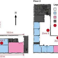 Office space plans Informal Floor Plans Of Previous Office Space With Sensor Locations Indicated Researchgate Floor Plans Of Previous Office Space With Sensor Locations Indicated