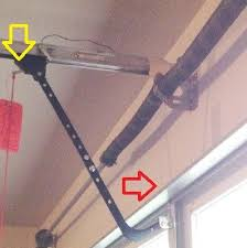 picture of prevent garage door break ins