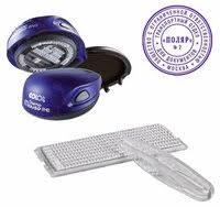 «<b>Печать самонаборная Colop Stamp</b> Mouse R40/2 SET пластик ...
