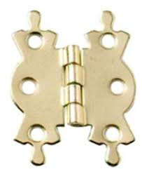 types of hinges. ornate butterfly hinge for use on jewellery box types of hinges c