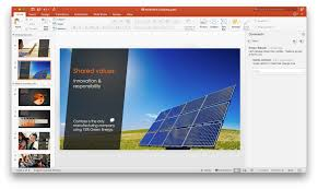 Whats New In Powerpoint 2016 For Mac Microsoft 365 Blog