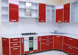 decoration in red and white kitchen cabinets pictures of kitchens modern red kitchen cabinets page 2