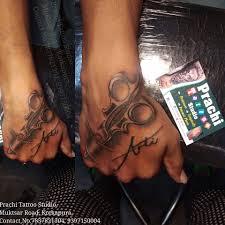 3d Sezer Tattoo On Prachi Tattoo Prachi Tattoo Studio