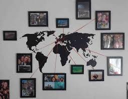 map wall art pinterest