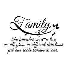 beautiful poem familyquote happiness family quotes family like branches on a tree we all grow in different directions yet our roots remain as one this listing is to purchase the quote pictured above in