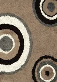 gray and brown area rug image is loading contemporary modern beige gray area rug swirls