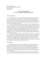 essay proposal sample co essay proposal sample