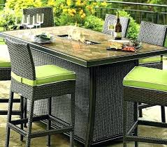 outdoor dining table with fire pit fire pit dining tables elisabeth 5pc outdoor dining set with outdoor dining table with fire pit