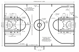 Basketball Drawing Pictures 14 Scale Drawing Basketball Court For Free Download On Ayoqq Org
