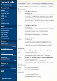 Cascade Resume Template Free Download Of Download Free Pages