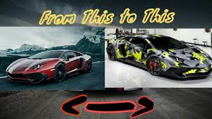 Design Your Own Car Wrap How To Make Your Own Car Wrap Need For Speed Ps4