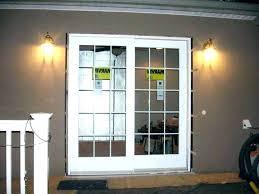 oversized sliding glass doors large size of patio french 8 foot door s pella