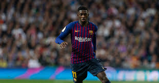 Comparing Ousmane Dembeles Barca Stats To Neymars In His