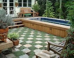 Small Pool Designs For Small Backyards Delectable Küçük Bahçeler Için Küçük Havuz Tasarımı Örnekleri Havuz