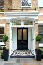 frosted glass exterior door exterior doors with glass exterior steel doors black painted front door with