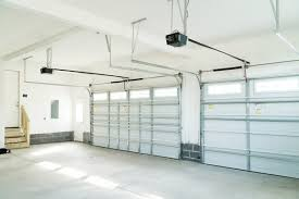 new garage door opener installation three car garage