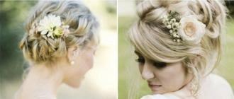 účesy Pro Svatbu Snadné Jak Udělat Svatební účes S Rukama Na